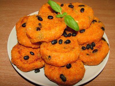 Kotlety marchewkowe (zrobione)