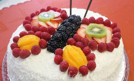 Cake With Fruit Soaked In Tea : Mas de 1000 imagenes sobre Cocina Divertida en Pinterest ...