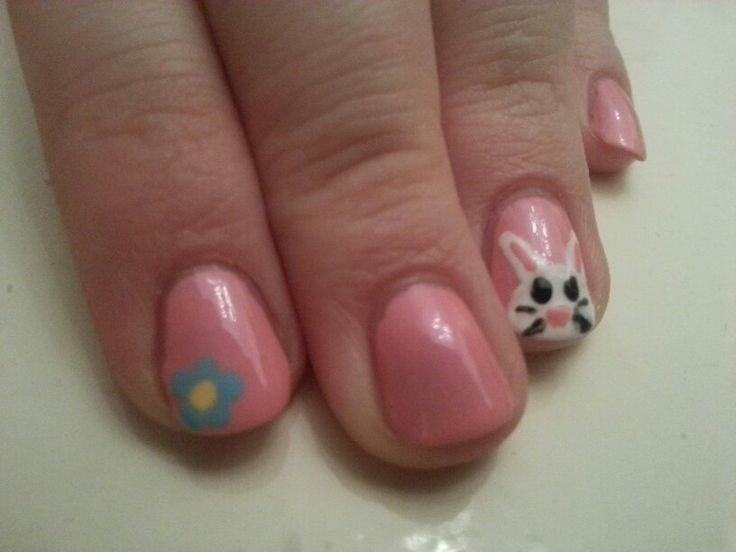Easter nails # Sensationailz