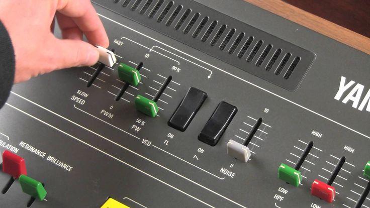 The Yamaha CS-50 Part 1: The Oscillator