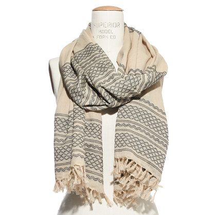 Stitchway Scarf - accessories - Women's NEW ARRIVALS - Madewell