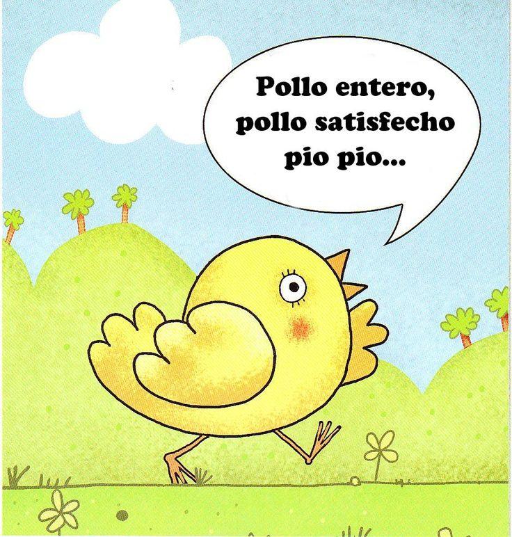POLLO PIO. Y CHISTES DE POLLOS