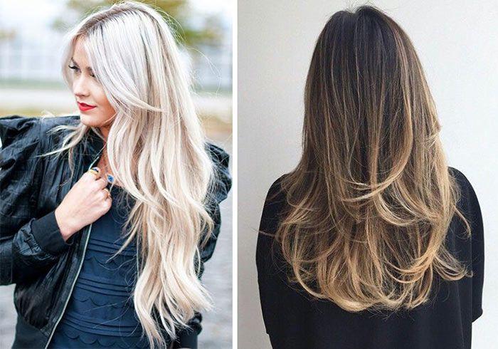 Tendências e modelos de cortes de cabelo modernos 2016: Opções e fotos de cortes para cabelos curtos, longos, repicados, em camadas para cada tipo de rosto.