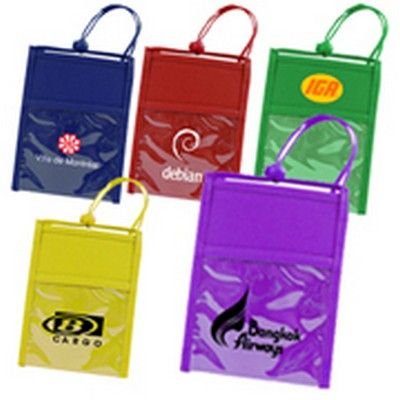 Cha Cha Customised Badge Holder Min 100 - Bags - Accessories Bags - HCL-B3661 - Best Value Promotional items including Promotional Merchandise, Printed T shirts, Promotional Mugs, Promotional Clothing and Corporate Gifts from PROMOSXCHAGE - Melbourne, Sydney, Brisbane - Call 1800 PROMOS (776 667)