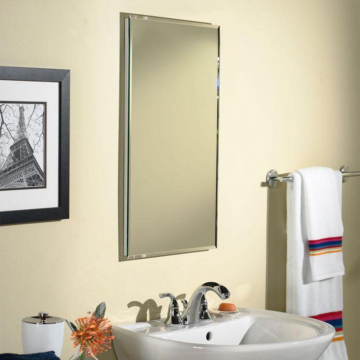 large medicine cabinet mirror $120 16x26x1 4 in