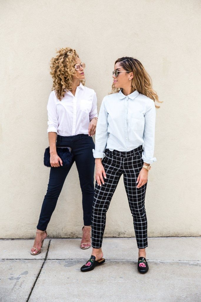 """How does fashion play a role in how you present yourself as a business woman? """"Fashion allows us to express who we are and to make a statement as a woman without speaking a word."""