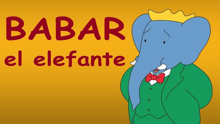 Babar el elefante - Cuentos infantiles - Jean de Brunhoff