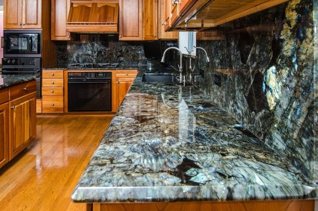 33 best vivid blue granite countertops images on pinterest for How much do granite remnants cost