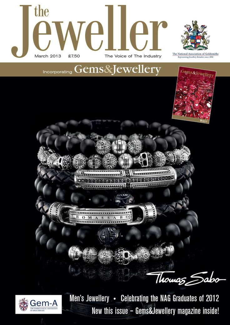 Jeweller G&J March 2013  march jeweller 2013