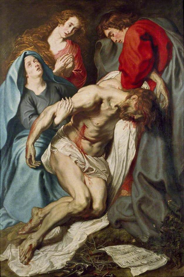 The Athenaeum - The Deposition (Anthony van Dyck - )