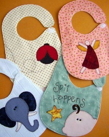 Patchwork Blog: PATCHWORK, bibs