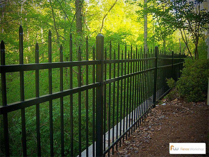 ornamental metal fencing metal fence fencing