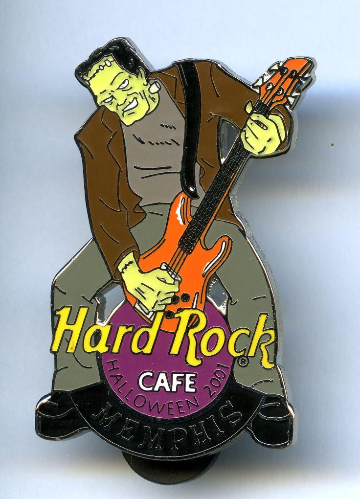 Memphis - Hard Rock Cafe Pin