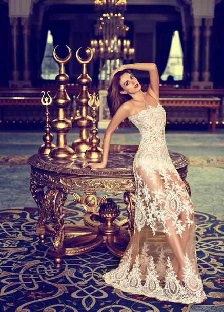 Turkish model Tülin Şahin