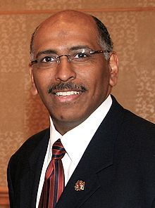 Michael S. Steele...served as the first African-American chairman of the Republican Committee from 2009 to 2011.