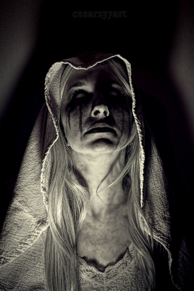 Geist by cesar237art. Model: Dani Labrecque  Check...   Dark Art