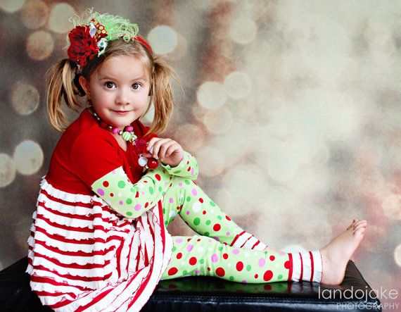Santa's cutest little helper by bridgetandco