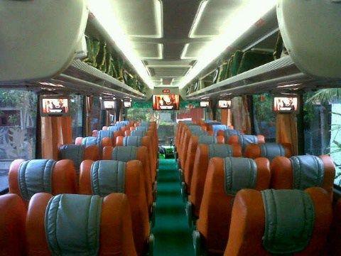Bus Pariwisata Seat 50