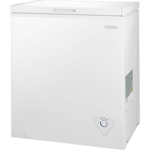 Congélateur-coffre de 5 pi3 d'Insignia (NS-CZ50WH6-C) - Blanc