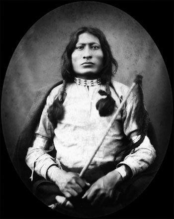 One Bull - Hunkpapa / Sioux (Lakota)