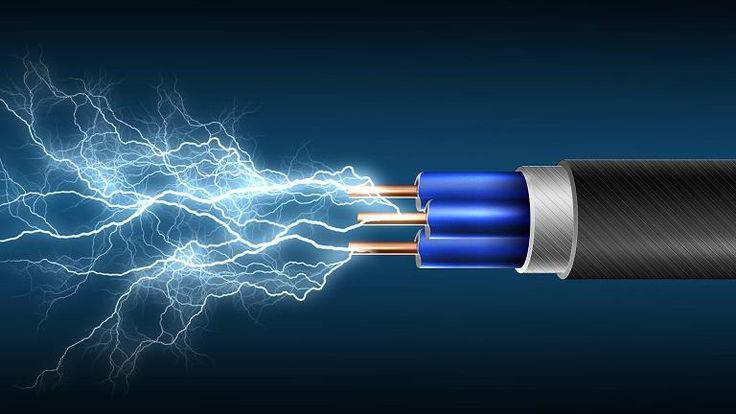 Elektrik, serbest ortamda bulunan elektronların çekim alanı oluşturarak bir noktaya doğru toplanması sonucunda oluşan enerji biçimidir. Veya bir madde içer