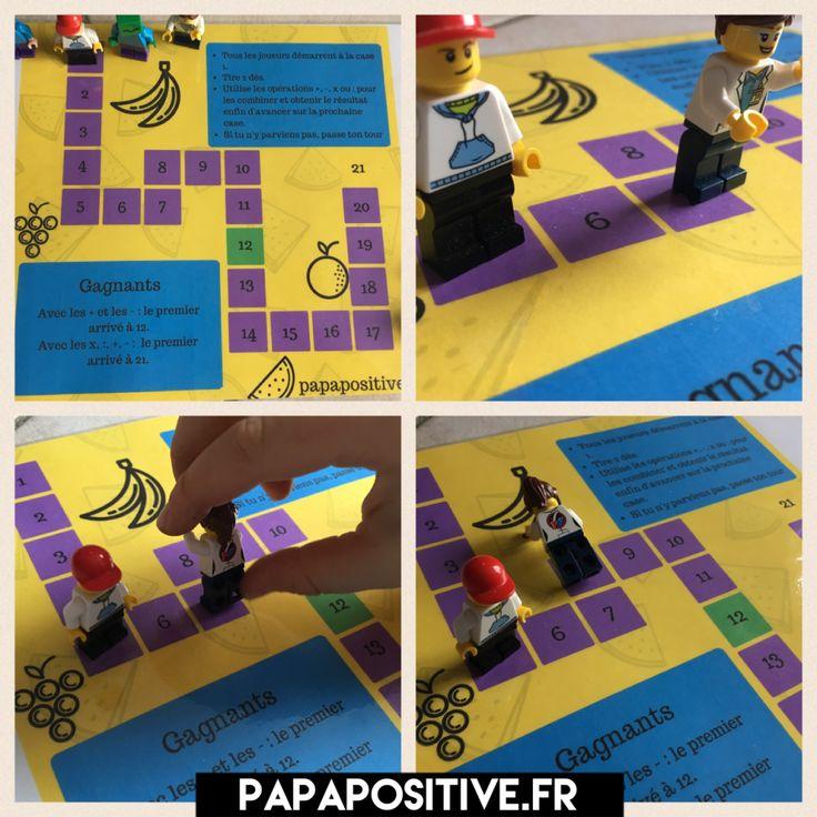 Un jeu pour apprendre à maitriser les opérations (addition, soustraction, multiplication, division)