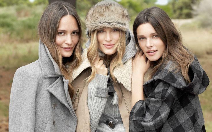 Country Road Fashion - Womenswear Winter 2011