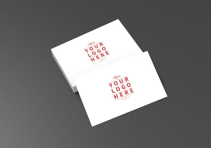 Alfreedo free stuff - Mockup - Business Card 02 - Table, Paper, Identity, Mockup, Business card, Stefano marvulli