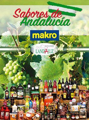 Sabores de Andalucía en Makro del 26 de julio al 29 de Agosto -  #andalucia Catálogo Makro Sabores de Andalucía disponible del 26 de julio al 29 de Agosto de 2017. En este folleto podrás encontrar los mejores productos del Sur como son los jamones, aceite, vinos… Catálogo online Makro    #CatálogosMakro, #Catálogosonline   Ver en la web : https://ofertassupermercados.es/sabores-andalucia-makro-del-26-julio-al-29-agosto/