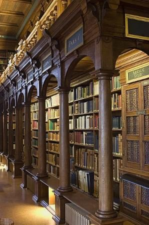 Bodleian Library - Oxford University, England. #reading #books