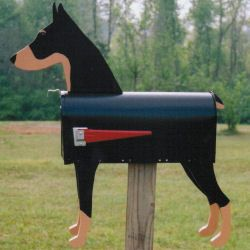 Animal mailboxes and more