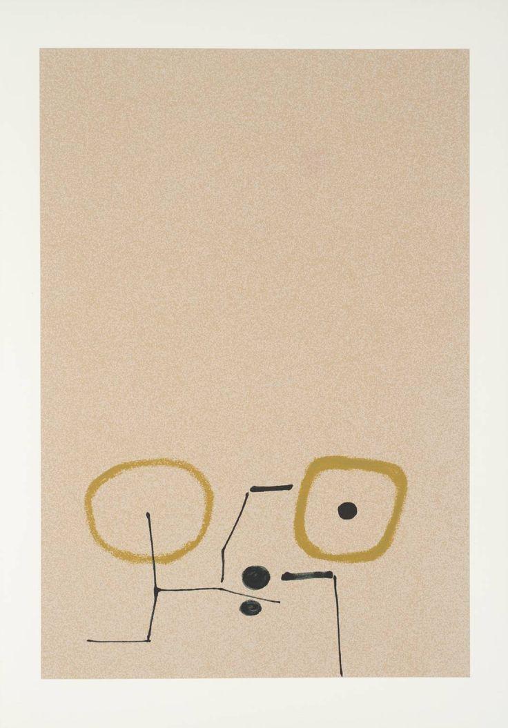 Victor Pasmore '[no title]', 1971 © Tate