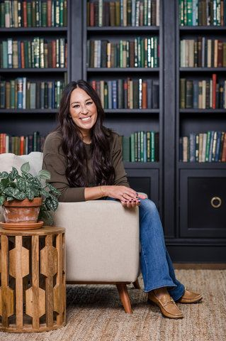 What Being a Homebody Means to Joanna Gaines