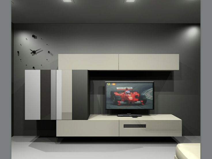 mueble de salon de diseo - Muebles De Salon De Diseo