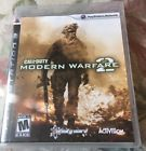 Call of Duty: Modern Warfare 2 (Sony PlayStation 3 2009) COD MW2 Activision PS3