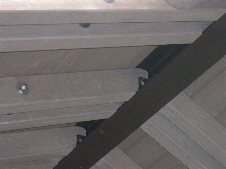 Copertura In Legno Bianco : Travi legno bianco spazzolato: rovere antico spazzolato olio