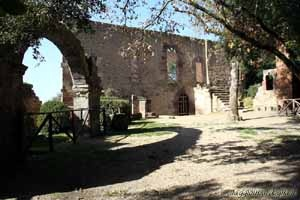 Laconi - castello Aymerich