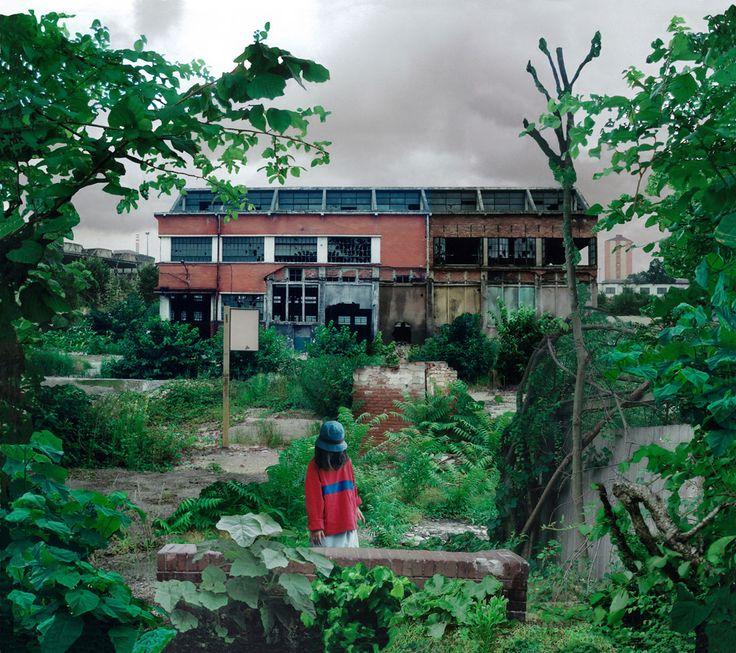 Botto e Bruno periferia fotorafia paesaggio pav torino