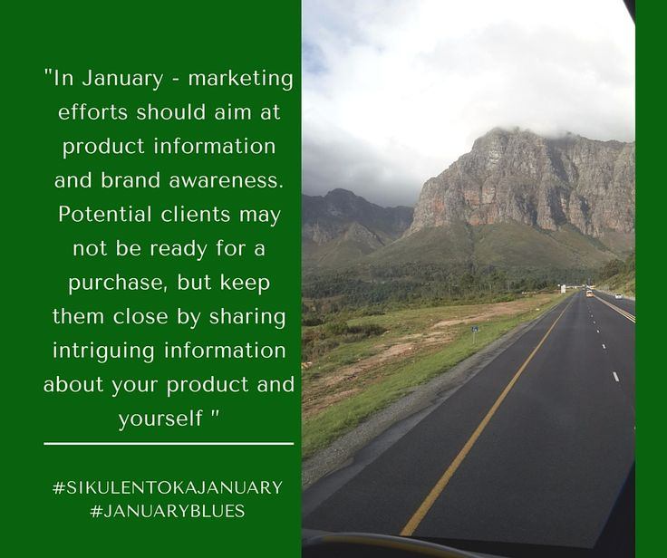 Its January and business is slow...but potential clients are active in Cyber Space. With tact...you can keep them charmed through your Digital Marketing.....