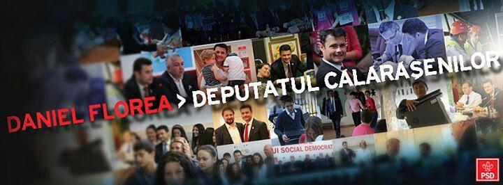 Prezentarea activitatii deputatului PSD Daniel Florea