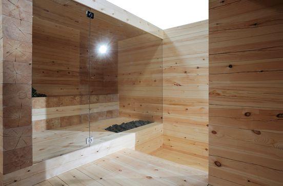 'Kyly' sauna by Avanto Architects (FI) @ Dailytonic