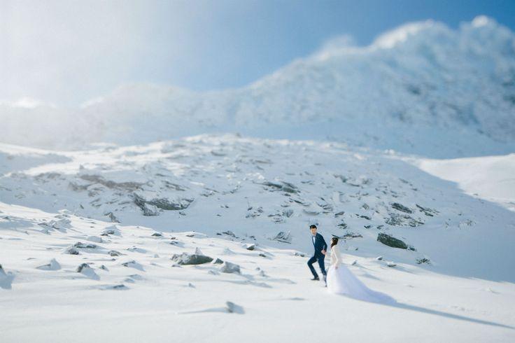 Queenstown Wedding Blog - 10 Reasons You Should Choose a Queenstown Winter Elopement
