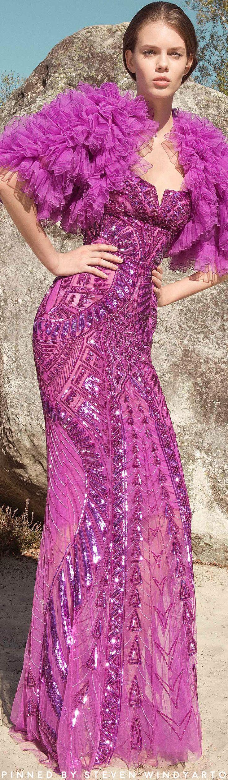 Zuhair Murad Spring 2019 Lookbook # spring2019 # ss19 #womenswear #zuhairmurad   – Women's Fashion