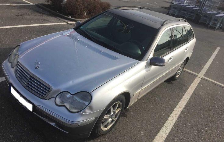 Mercedes-Benz C 200 T CDI Elegance