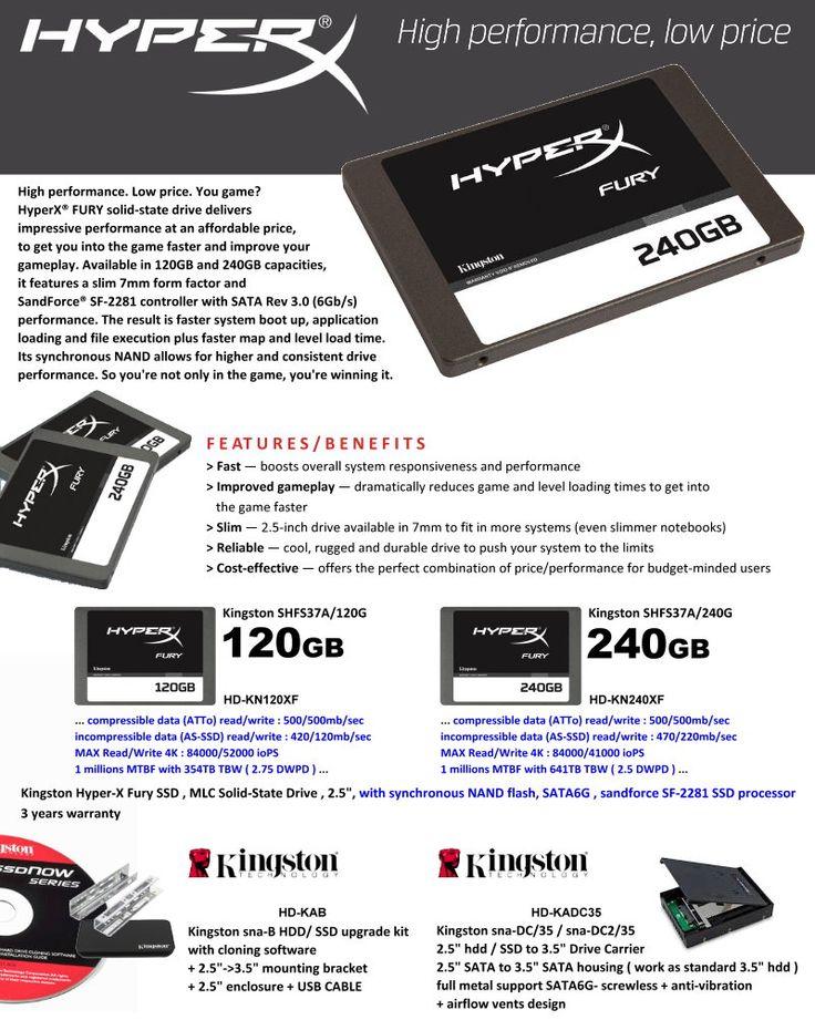HyperX Fury 240GB
