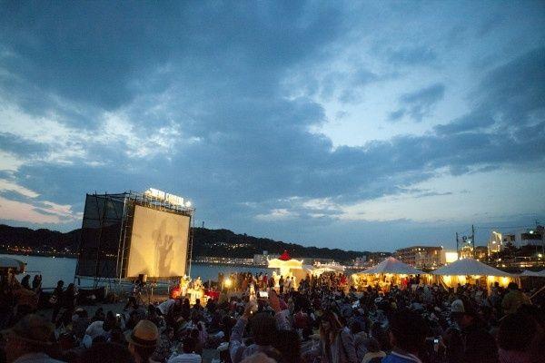 「逗子海岸映画祭」