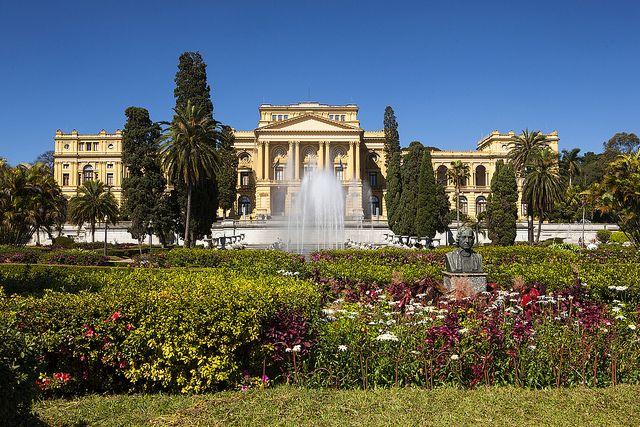 Museu do Ipiranga, Parque da Independencia, São Paulo, SP_1434 by Flavio Veloso - Fotógrafo, via Flickr