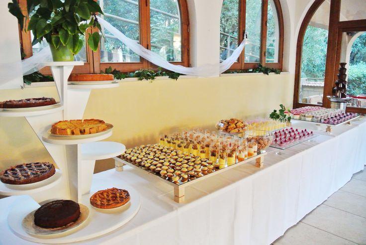 Wedding ~ sweet buffet <3