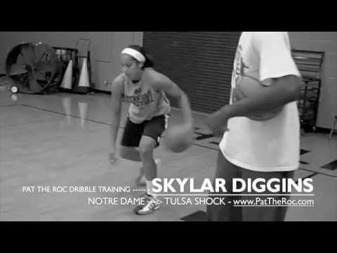 Skylar Diggins Workout