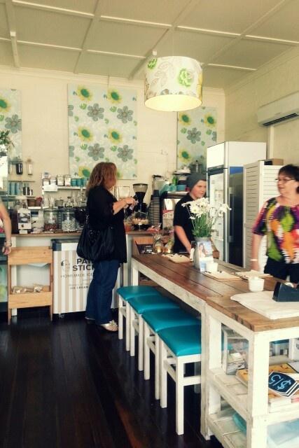 Chocolate shop @ Paddington